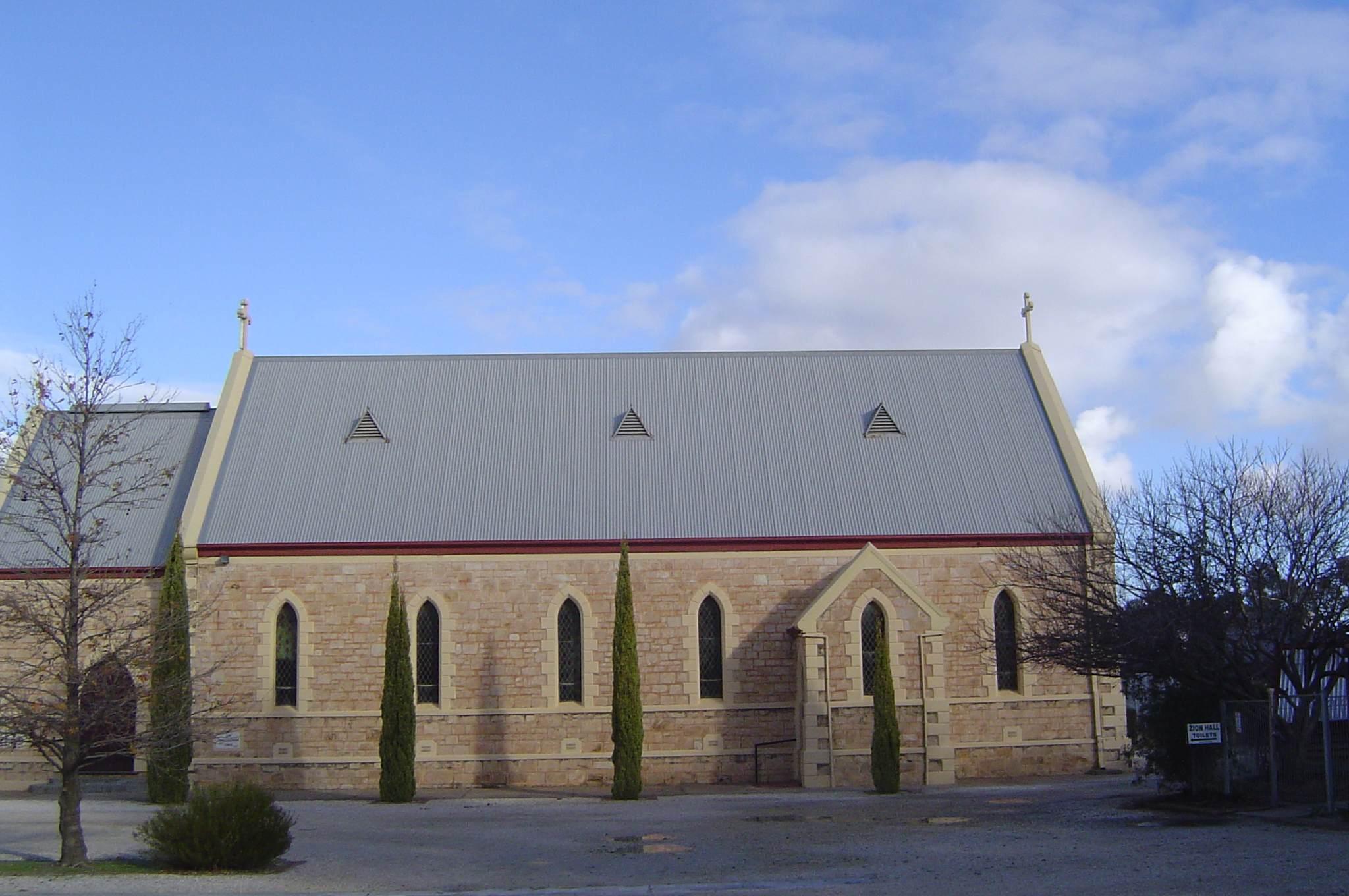 Gawler Australia  city photos gallery : Zion Lutheran Church 1922/23 , Gawler, South Australia