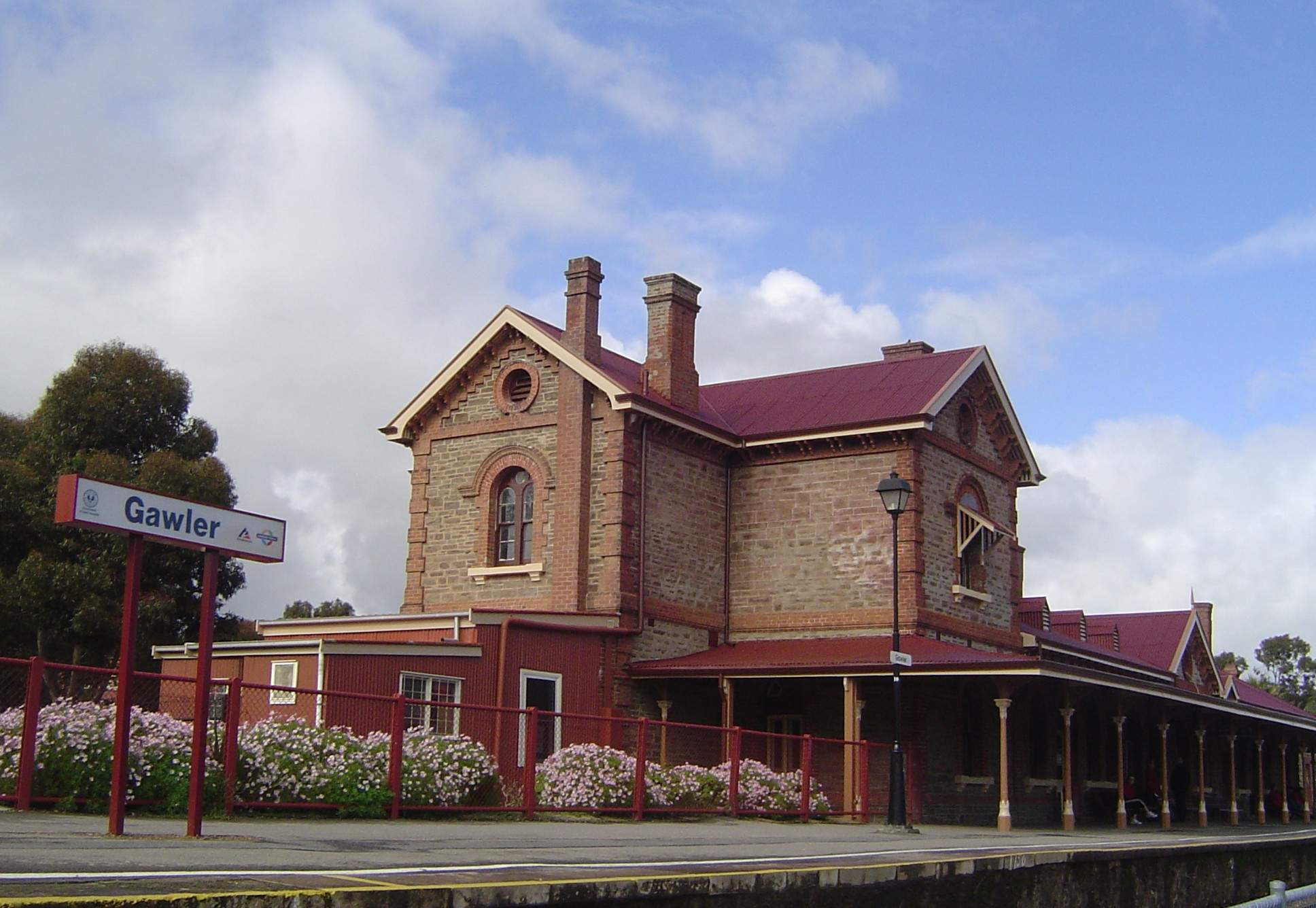 Gawler Australia  city photos : gawler railway station gawler south australia