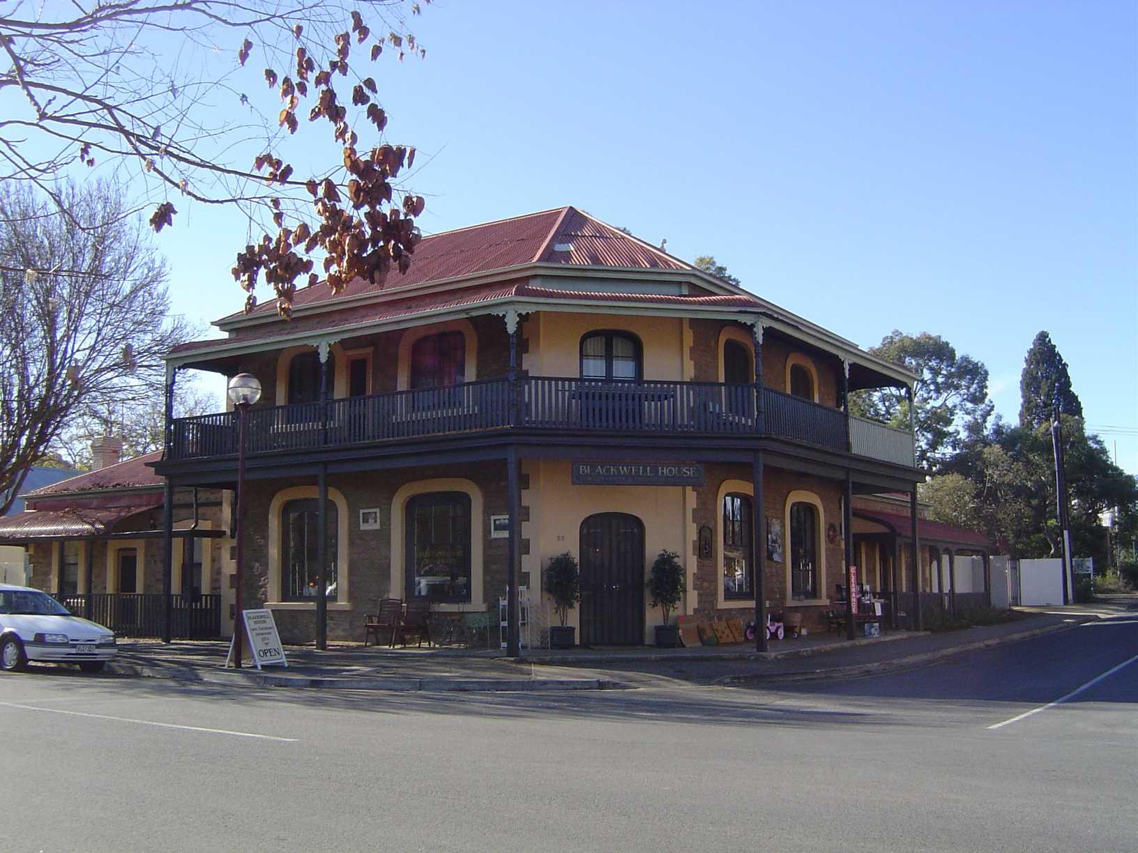 Strathalbyn Australia  city photos gallery : ... House 1869 , Strathalbyn, Fleurieu Peninsula, South Australia