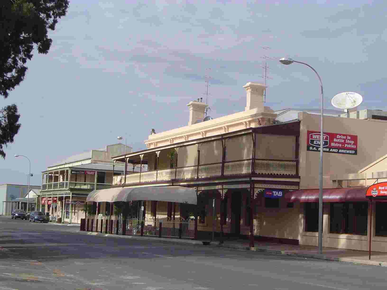 Kadina Copper Triangle Region, South Australia.